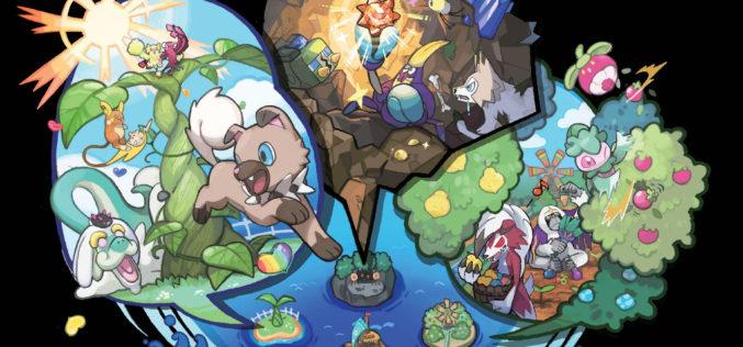 Pokémon Sole e Luna: arriva il primo evento globale!