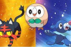 Pokémon Sole e Luna, primi dati di vendita giapponesi