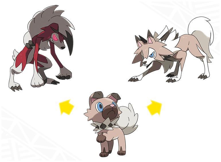 rockruff-evoluzioni