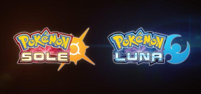 Lancio da record per Pokémon Sole e Luna in UK!