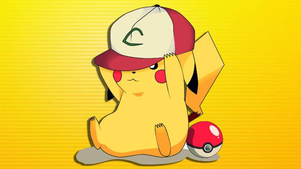 Pikachu-hat