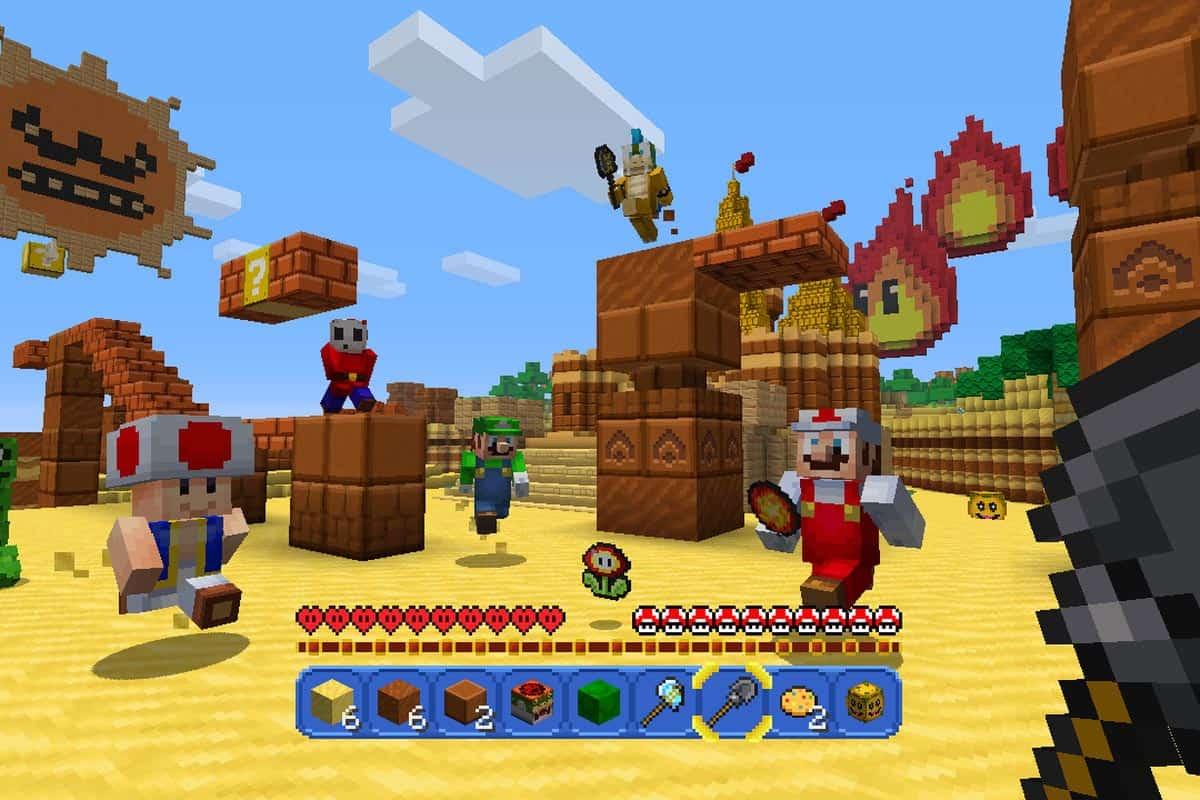 Minecraft-nintendo