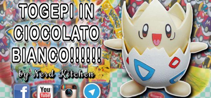 Guida: realizza anche tu il tuo uovo di cioccolato a tema Pokémon! (Tutorial by Nerd Kitchen)