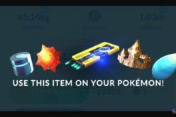 Aumentata la percentuale di drop per gli oggetti evolutivi in Pokémon GO