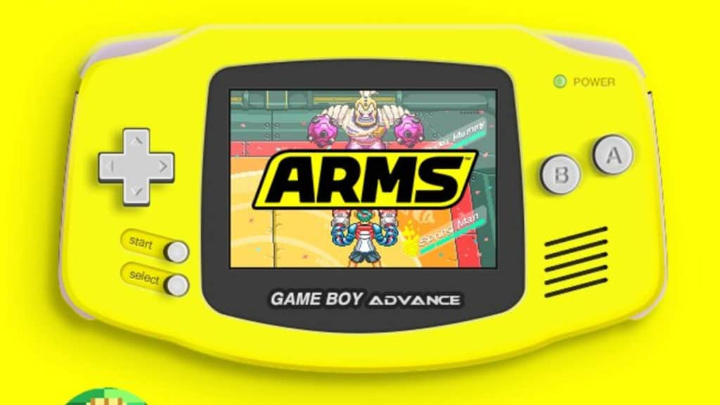 ARMS-GBA