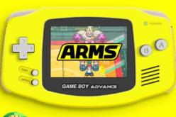 Ecco come sarebbe ARMS se fosse uscito su Game Boy Advance