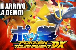 Pokkèn Tournament DX: finalmente una data per la demo!