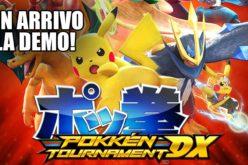 Pokkèn Tournament DX: finalmente una data per la demo!