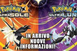 Pokémon Ultrasole e Ultraluna: Interessanti novità in arrivo!
