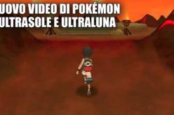 Pokémon Ultrasole e Ultraluna: nuovo video mostra la cima del vulcano Wela!