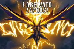 Pokémon GO: Diamo il benvenuto a Zapdos!