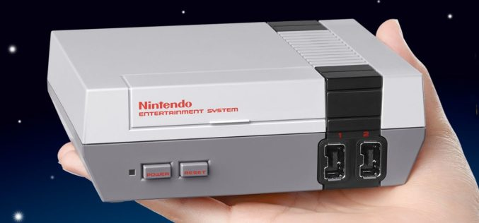 Nintendo riprenderà la produzione di NES mini nel 2018