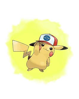 online aspetto estetico qualità incredibile Disponibile Pikachu col cappello di Ash a Unima per Pokémon ...