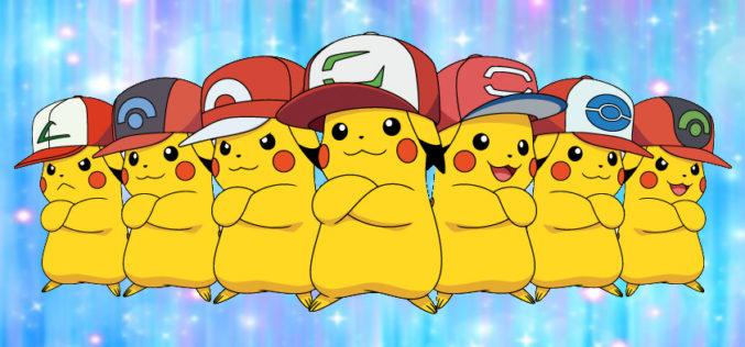 Iniziata una nuova distribuzione dei Pikachu con Berretto in Pokémon Ultrasole e Ultraluna
