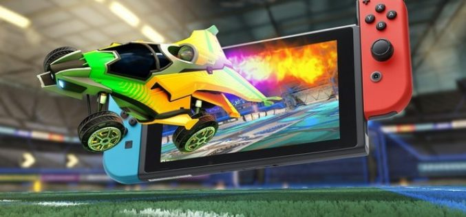 Rocket League Ultimate Edition in arrivo su Switch a fine mese!