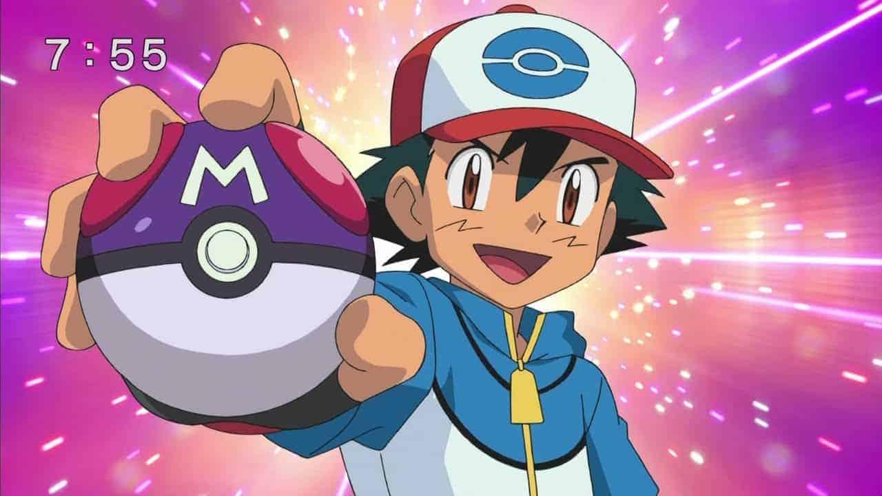 MasterBall-Ash