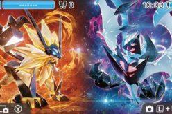 Presto disponibile un nuovo tema per 3DS dedicato a Pokémon Ultrasole e Ultraluna