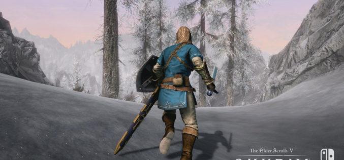 Guida: Ecco come sbloccare gli oggetti di Zelda con e senza amiibo in Skyrim