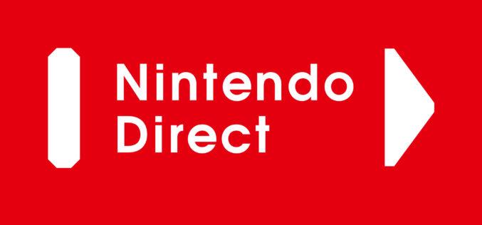 In arrivo  un nuovo Nintendo Direct!