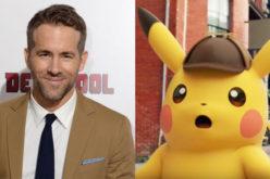 Ryan Reynolds, la star protagonista di Deadpool, interpreterà Detective Pikachu nel lungometraggio Pokémon!