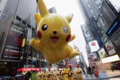 Diamo il benvenuto all'ambasciatore culturale di Osaka: Pikachu!