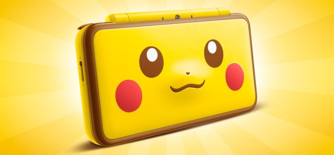 Il Nintendo 2DS XL Pikachu Edition arriva in Italia!