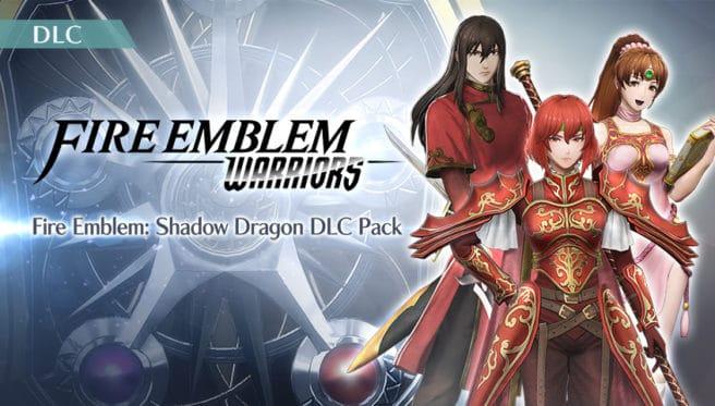 Fire Emblem Warriors shadow of dragon