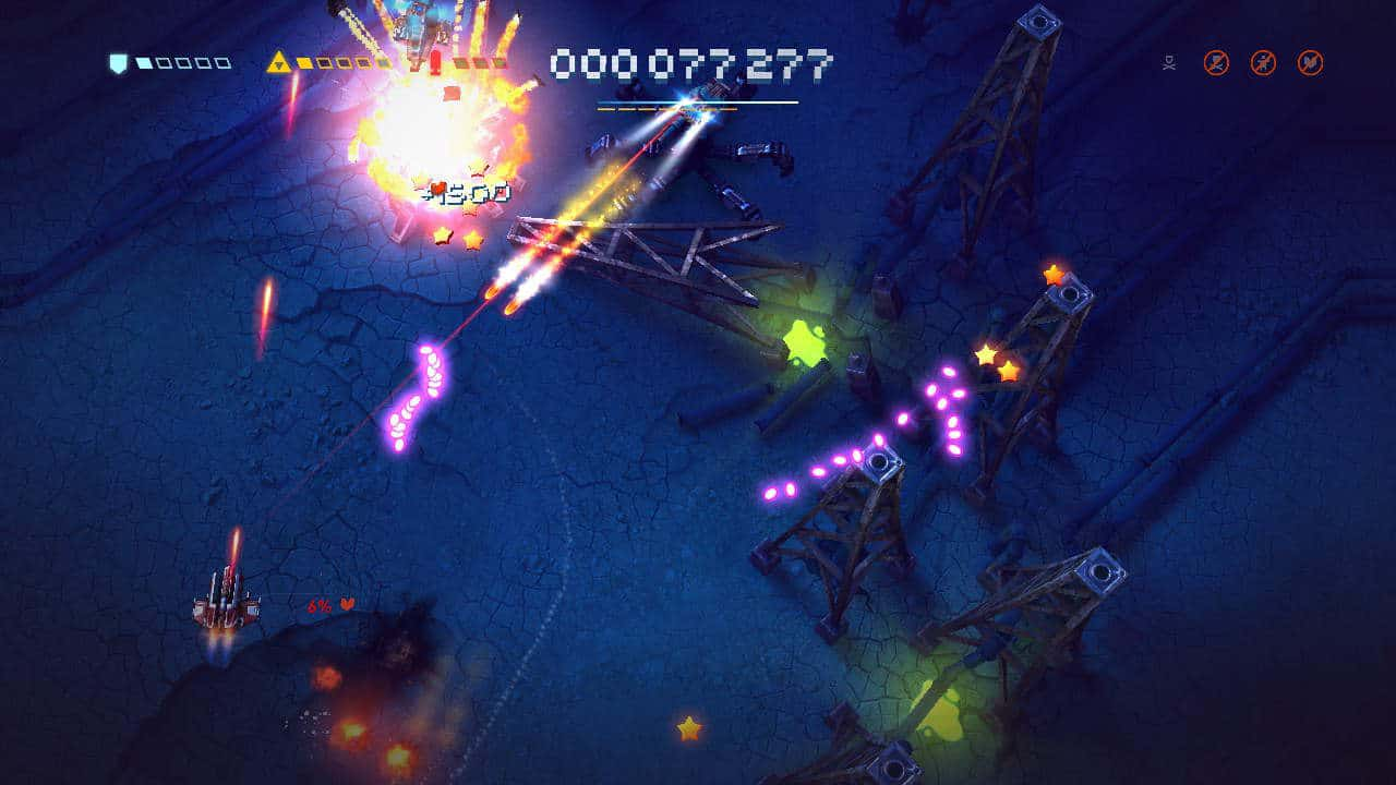 Sky Force Reloaded 4
