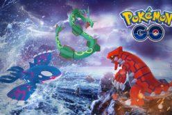Groudon e Kyogre sono arrivati su Pokémon GO!