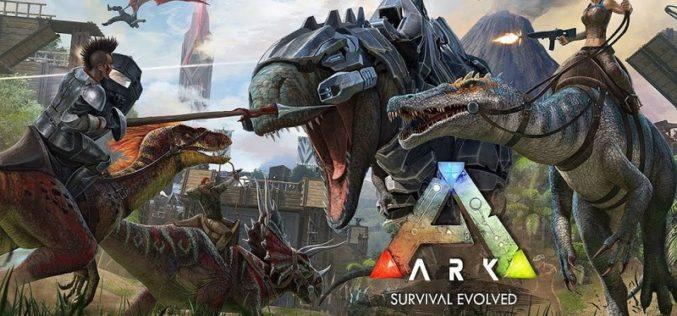 Annunciata la data di uscita di ARK Survival Evolved su Switch!