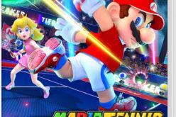Nintendo parla dei personaggi giocabili al torneo pre-lancio di Mario Tennis Aces