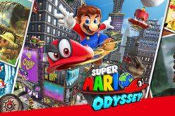 Sono arrivati 2 costumi speciali in Super Mario Odyssey!