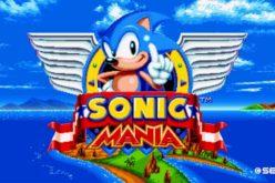 In arrivo la versione retail di Sonic Mania!