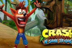 Crash Bandicoot N. Sane Trilogy sbarcherà presto su Nintendo Switch!