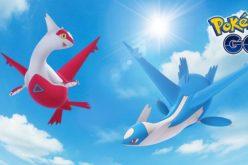 Battaglie Raid Regionali su Pokémon GO per Latios e Latias!