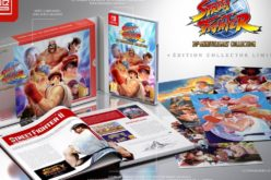 Rivelata la Street Fighter 30th Anniversary Collection Limited Edition