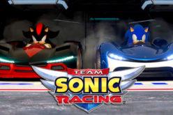 Team Sonic Racing rinviato a Maggio 2019!