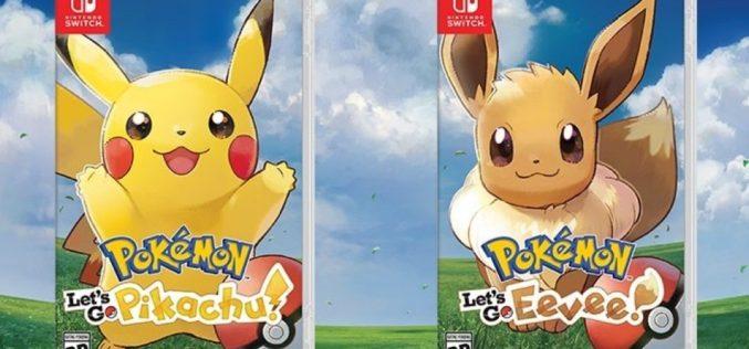 Due giorni di grande festa per il lancio di Pokémon: Let's GO, Pikachu e Eevee!