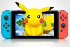 Adesso è possibile registrare il proprio interesse riguardo Pokémon per Switch sul Nintendo Store UK