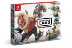 Annunciato un nuovo Kit di Nintendo Labo, ecco il primo trailer