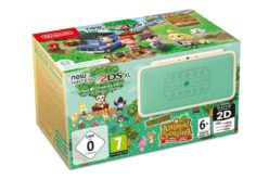 Nintendo svela il Nintendo 2DS XL di Animal Crossing: New Leaf!