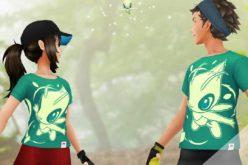 Pokémon GO: disponibile gratuitamente la maglietta di Celebi!