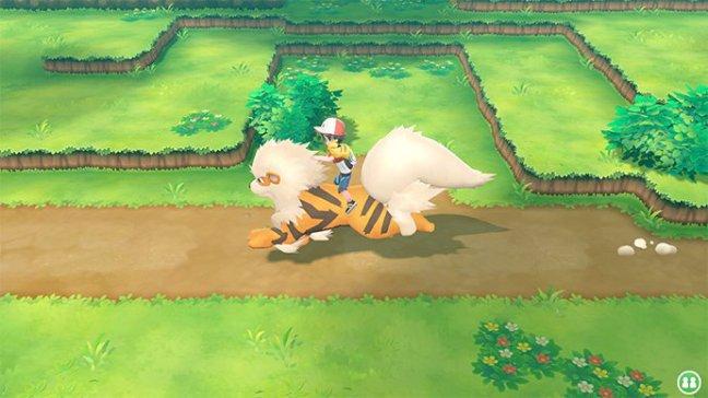 Pokémon-Let's-go-arcanine