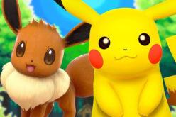 """Nintendo: """"I controlli di movimento non saranno necessari per giocare a Pokémon let's GO in modalità portatile"""""""