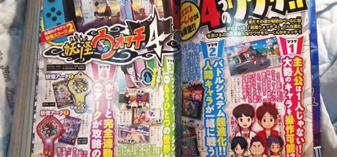 Nuove informazioni su Yo-Kai Watch 4!