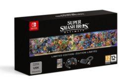 Annunciata una Limited Edition di super Smash Bros Ultimate!