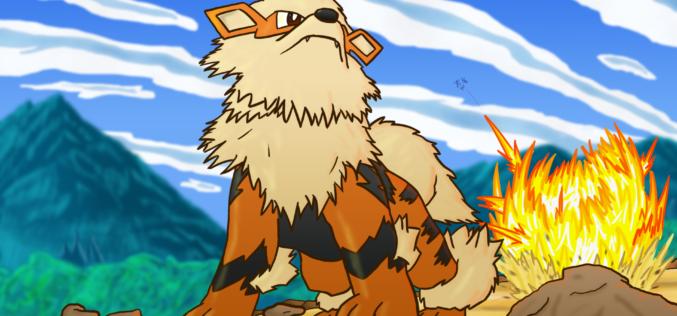 Arcanine: Pokémon Leggendario?