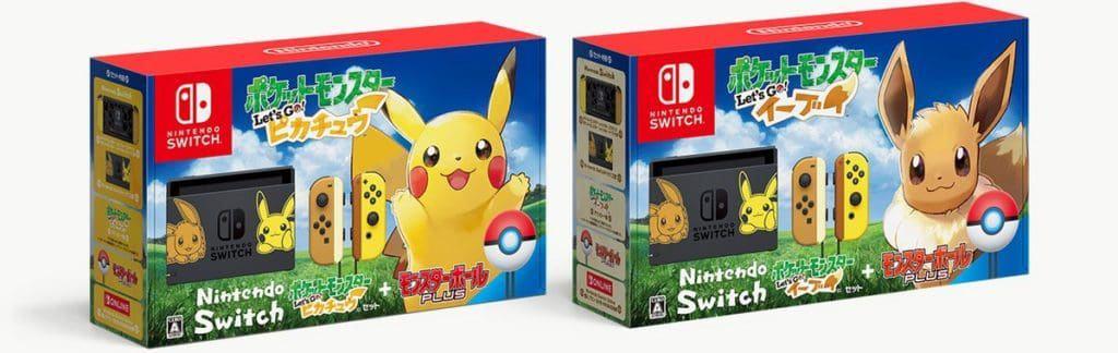 Bundle Pokémon Let's GO