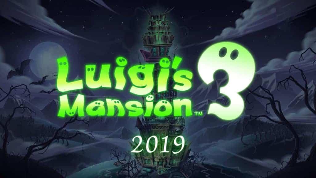 watch 1c331 44eb5 Rumor: le date d'uscita di Luigi's Mansion 3, Animal ...