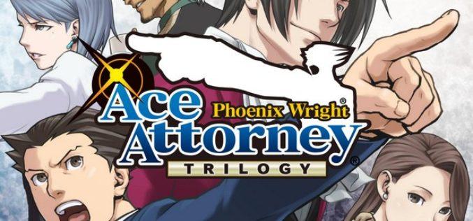 Annunciata Phoenix Wright Ace Attorney Trilogy! In arrivo nel 2019 su Switch